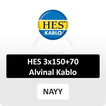 HES 3x150+70 Alvinal Kablo