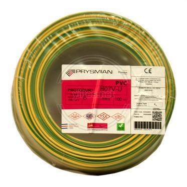 PRYSMIAN 6 NYA Kablo - S/Y 100 Metre