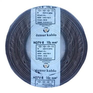 ÖZNUR 10 NYA Kablo - Kahverengi 100 Metre