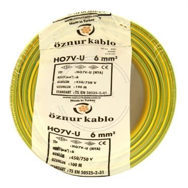 ÖZNUR 6 NYA Kablo - S/Y 100 Metre