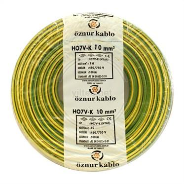 ÖZNUR 10 NYAF Kablo - S/Y 100 Metre