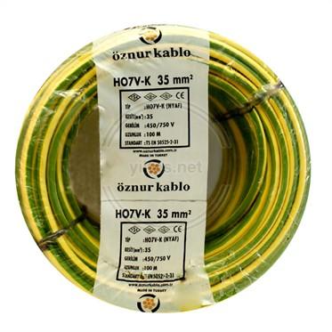 ÖZNUR 35 NYAF Kablo - S/Y 100 Metre