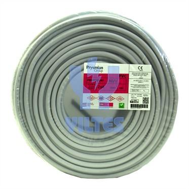 PRYSMIAN 2x4 NYM (Antigron) Kablo - 100 Metre