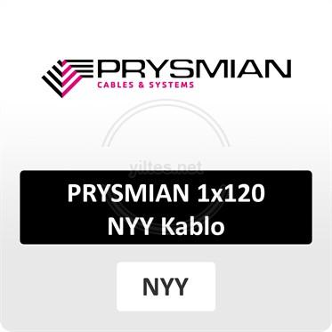 PRYSMIAN 1x120 NYY (yeraltı) Kablo