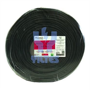 PRYSMIAN 4x0,75 TTR Kablo - Siyah 100 Metre