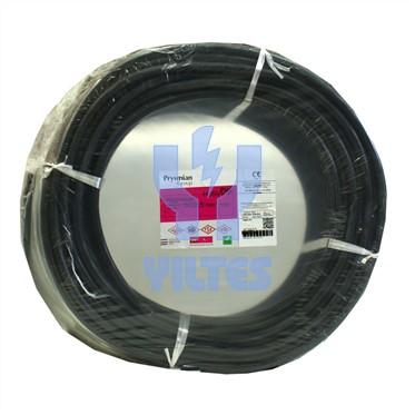 PRYSMIAN 5x2,5 TTR Kablo - Siyah 100 Metre