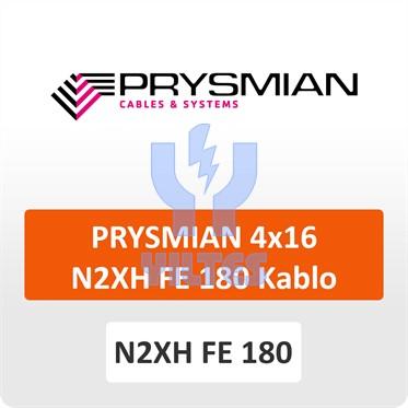 PRYSMIAN 4x16 N2XH FE 180 Kablo