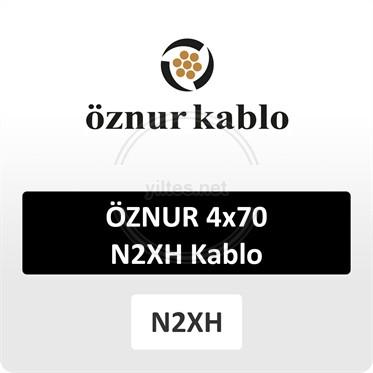 ÖZNUR 4x70 N2XH Kablo