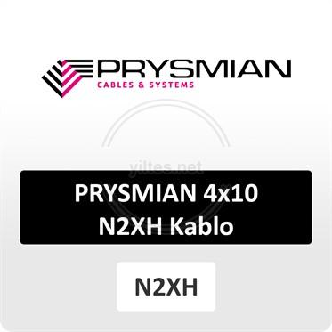 PRYSMIAN 4x10 N2XH Kablo