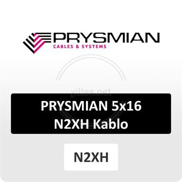 PRYSMIAN 5x16 N2XH Kablo