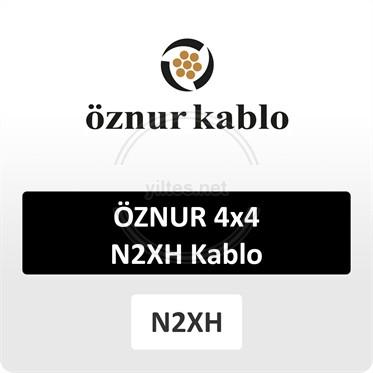 ÖZNUR 4x4 N2XH Kablo