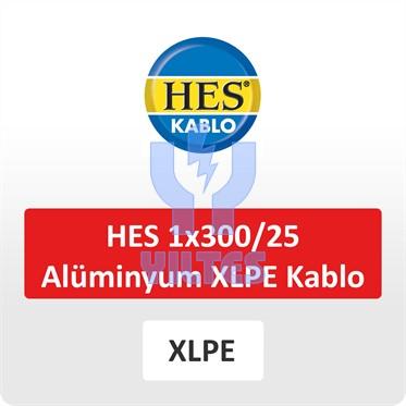 HES 1x300/25 Alüminyum XLPE Kablo