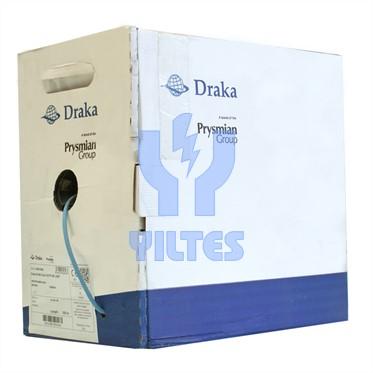 DRAKA Halojen Free CAT6 Kablo - UC400 C6 U/UTP HD LSHF BU - 305 metre