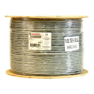 REÇBER 2x1,5mm² LIYCY Sinyal Kablosu - 500 Metre