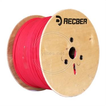REÇBER J-H(St)H...Lg 2x2x0,80mm+0,80mm Halogen Free Yangın Alarm Kablosu - 500 Metre