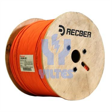 REÇBER JE-H(St)H...Bd FE180 PH120 1x2x0,80mm+0,80mm Kablo - 500 Metre