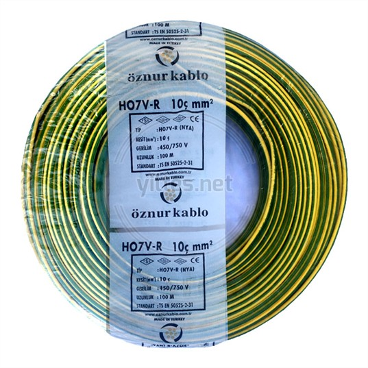 ÖZNUR 10 NYA Kablo - S/Y 100 Metre