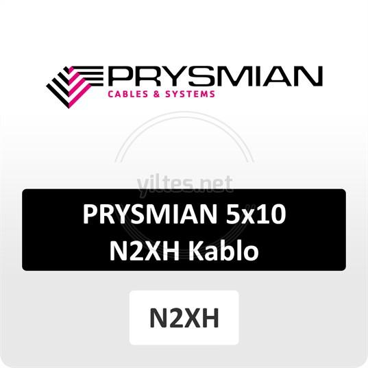 PRYSMIAN 5x10 N2XH Kablo
