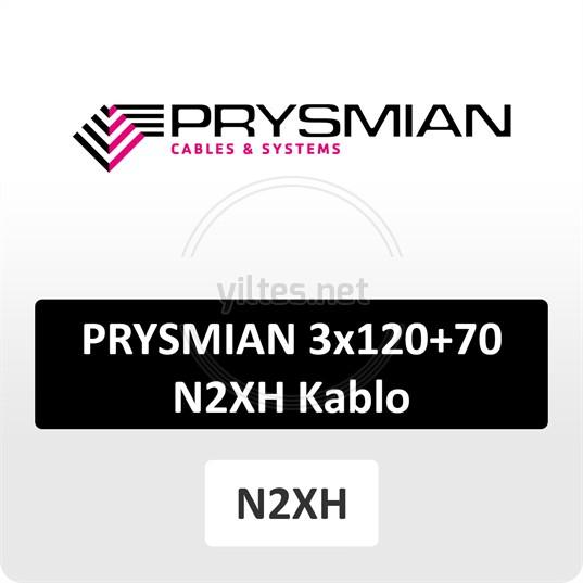 PRYSMIAN 3x120+70 N2XH Kablo