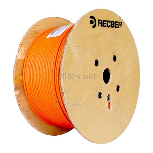 REÇBER 2x1,5mm² LIHCH FE180 PH120 Yangına Dayanıklı Kablo - 500 Metre