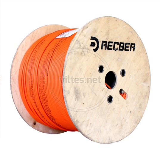 REÇBER JE-H(St)H...Bd FE180 PH120 2x2x0,80mm+0,80mm Kablo - 500 Metre